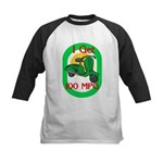 Motor Scooter Kids Baseball Jersey