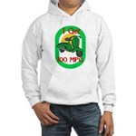 Motor Scooter Hooded Sweatshirt