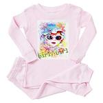 MM GirlyGirl Toddler Pink Pajamas