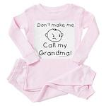 dont make me call my grandma Toddler T-Shir