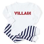 Villain Toddler Pajamas
