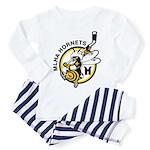 Hornets Toddler Pajamas