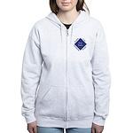 QCSS Women's Zip Hoodie