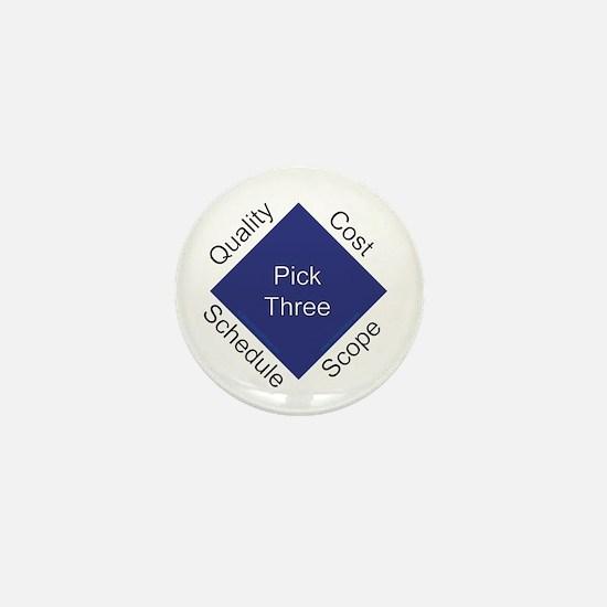 QCSS Mini Button