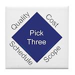 QCSS Tile Coaster