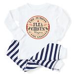 Jumpin' Flea Circus Toddler Pajamas