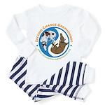SCG Yin Yang Toddler Pajamas