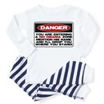 No Obama Zone Toddler Pajamas