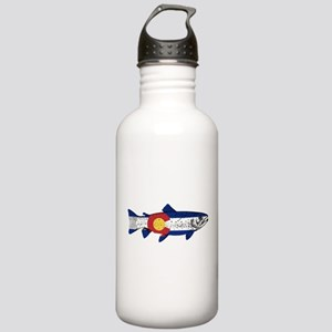 Fish Colorado Stainless Water Bottle 1.0L