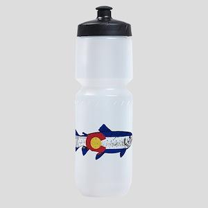 Fish Colorado Sports Bottle