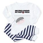 Poopoo Mess Toddler Pajamas
