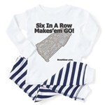 Six In A Row - Makes'em GO! - Toddler T