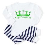 Kayak Princess 2 Toddler Pajamas