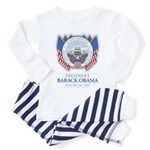 Obama Inauguration Toddler Pajamas