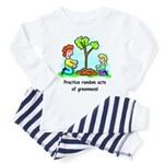 Earth Day Toddler Pajamas
