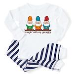 Hangin' With My Gnomies Toddler Pajamas