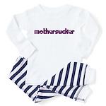 3-mothersucker Pajamas