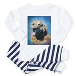 golden retriever Toddler Pajamas