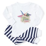 It Makes a Difference Toddler Pajamas