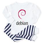 Toddler Debian Pajamas