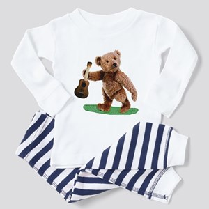teddy Toddler Pajamas