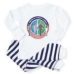 American Families United Toddler Pajamas