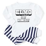 ELMO Is My Homeboy -Baby/Toddler Pajamas