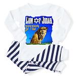 Lion of Judah 10 Toddler Pajamas