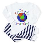Earth Day Pajamass Toddler Pajamas