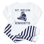 St. Helen Knights Toddler Pajamas