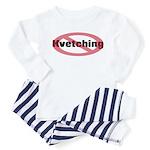 No Kvetching Toddler Pajamas