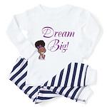 Dream Big Toddler Pajamas