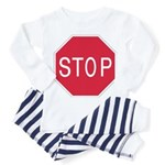 Stop Sign - Toddler Pajamas