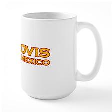 I Love Clovis, NM Large Mug