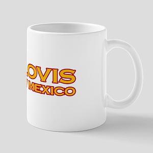 I Love Clovis, NM Mug