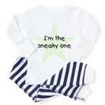 I'm the sneaky one Toddler Pajamas