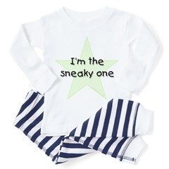 I'm the sneaky one Toddler Pajamas
