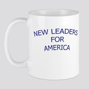 New Leaders -  Mug