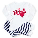 NOLA_love Pajamas