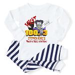 WKIT Toddler Pajamas