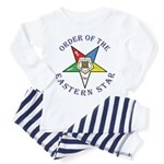 OES Lettered Toddler Pajamas
