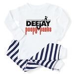 Deejay poopy pants Toddler Pajamas