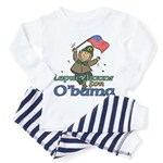 Leprechauns for O'Bama Toddler Pajamas