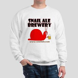 Snail Ale Light Sweatshirt