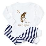 Letter X Toddler Pajamas