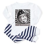 Yuri Gagarin Toddler Pajamas