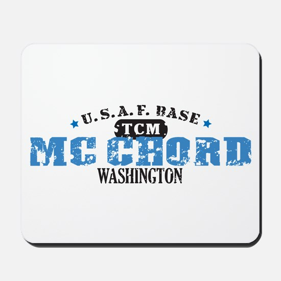 McChord Air Force Base Mousepad
