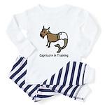Capricorn in Training (Toddler Pajamas)