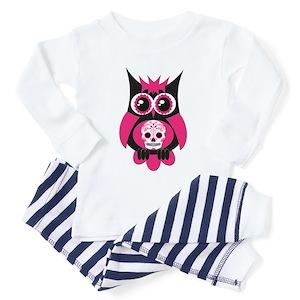 262a3a06de Sugar Skull Toddler Pajamas - CafePress