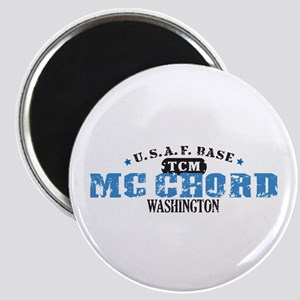 McChord Air Force Base Magnet